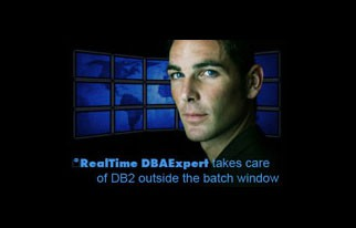 DB2 zOS Real time DBAExpert